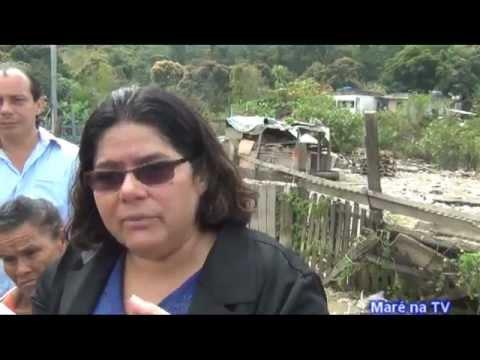 Calamidade Pública no Lixão de Itaoca em  São Gonçalo.