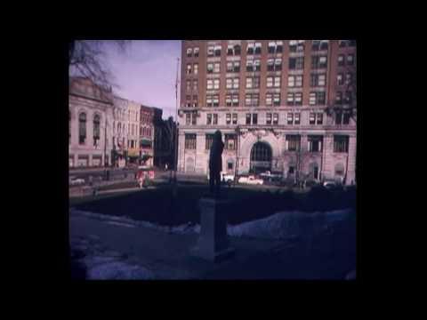 Binghamton, NY Downtown 1960s