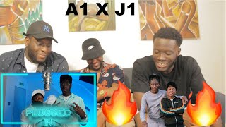 Download A1 x J1 - Plugged In W/Fumez The Engineer | Pressplay (REACTION) The Future???