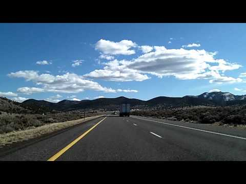 Southbound on I-15 Utah, Part 2: Fillmore to Kolob Canyons, Zion
