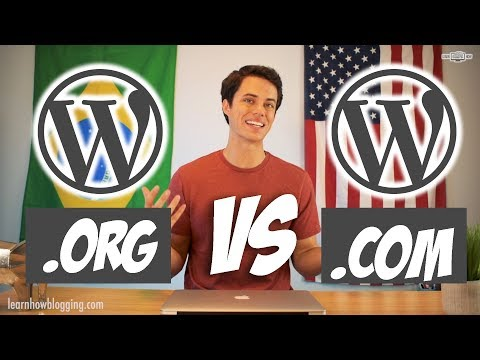 Difference Between WordPress.org and WordPress.com thumbnail
