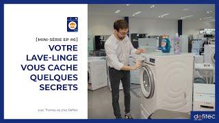 Lave-linge - Mode d'emploi | MINI-SÉRIE EP#6 : 4 choses insolites sur votre lave-linge