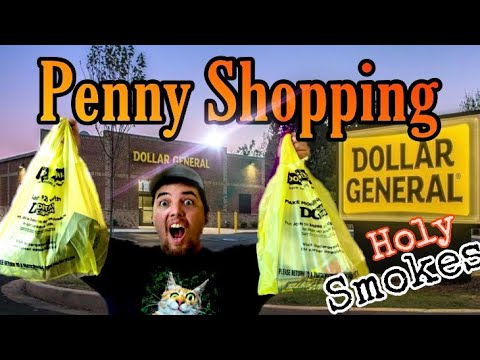 Dollar General Penny Shopping List 10/15 | DG Penny items penny shopping 2019