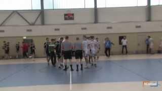 LHC Cottbus gegen HC Dresden am 11.05.2013