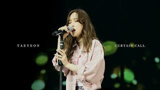 180421 태연 Taeyeon 'Curtain Call' 4K 직캠 (Best of Best Concert in Taipei) Live - Stafaband