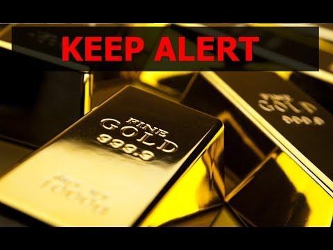 Gold Mining Stocks -   KEEP ALERT