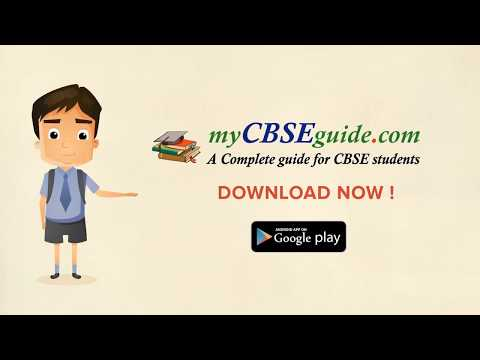 myCBSEguide - CBSE Sample Papers & NCERT Solutions - Apps on