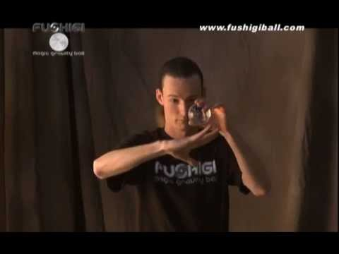 How to use the Fushigi magic gravity ball