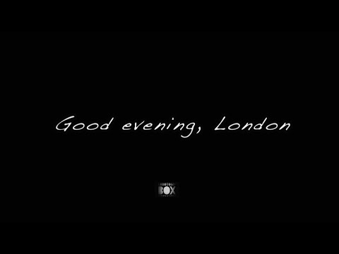 Good Evening, London [by Alan Moore]