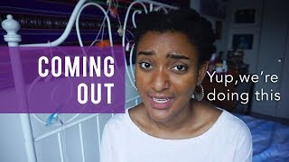 Welp, I'm Asexual. Coming Out.
