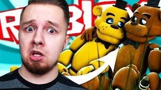 Five Nights at Freddy's! NAJSTRASZNIEJSZY TRYB?! | Roblox