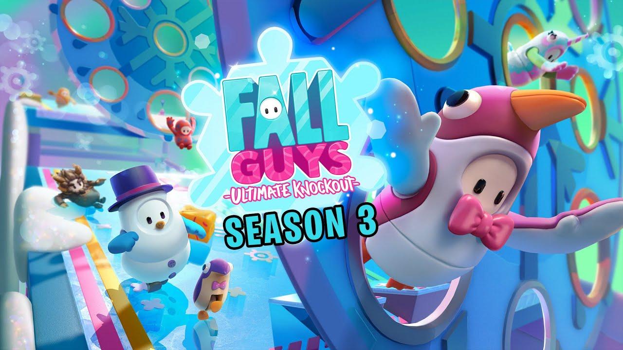 Download Fall Guys Season 3 Is Here | Fall Guys Live Stream Hindi