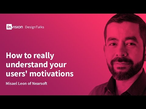 DesignTalk Ep. 53: How to really understand your users' motivations