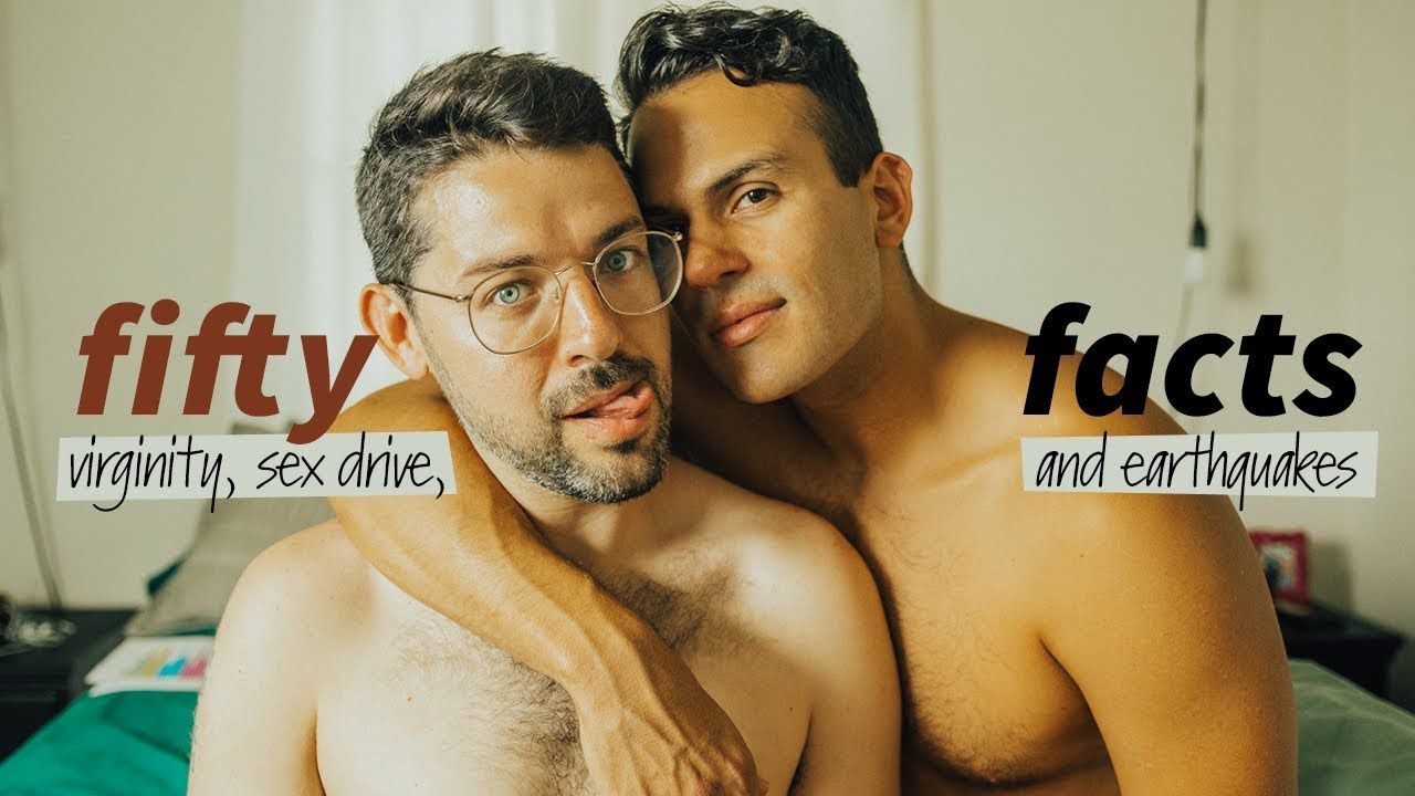 Losing Our Virginity 50 Random Facts About Us - Gay -6348
