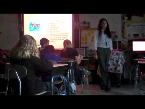 Tuscarora Indians lesson 2