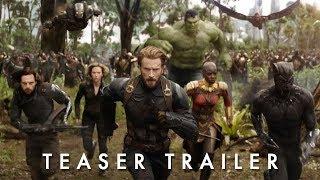 Teaser Trailer - Vingadores: Guerra Infinita, 26 de abril de 2018 nos cinemas. thumbnail