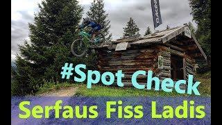Piotrek Dollo Krajewski mnie goni!!!  Serfaus Fiss Ladis #Spot Check