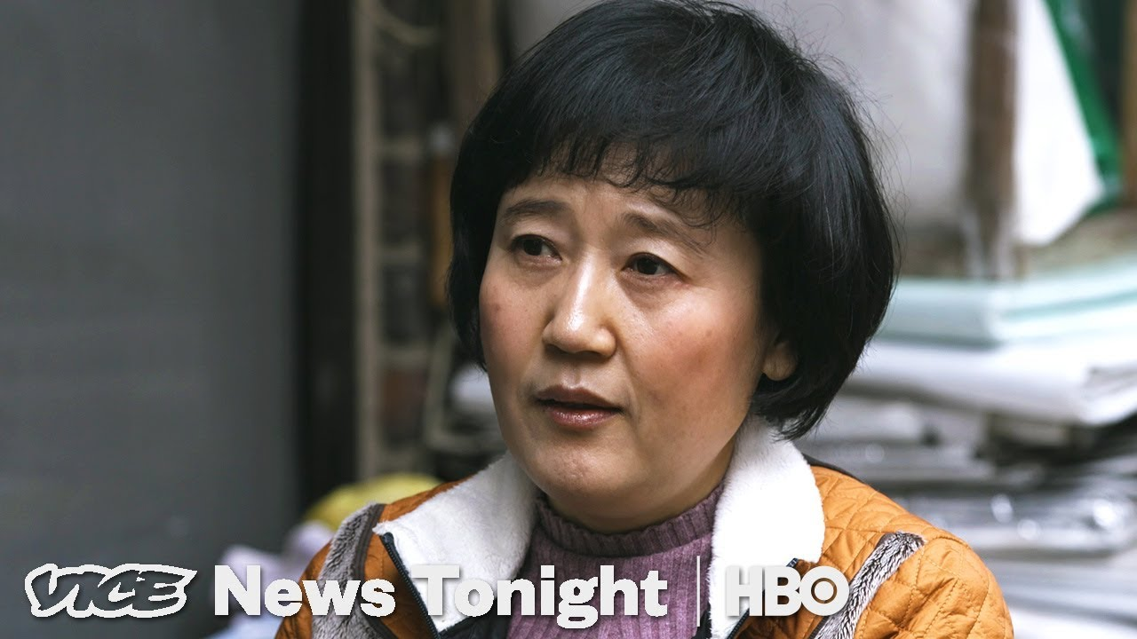 Download This North Korean Defector Hopes Trump Will Help Her Return Home (HBO)
