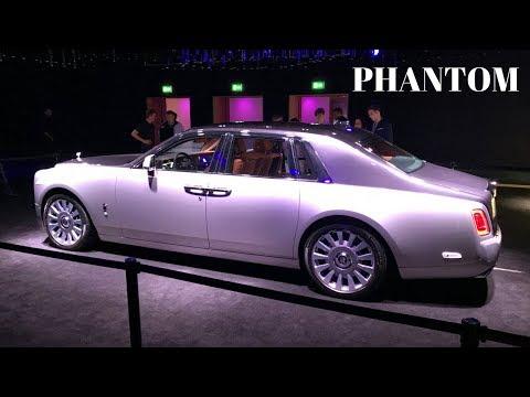 London Supercars & All New 2017 Rolls Royce Phantom 8th Gen - Stavros969