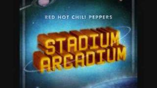 red hot chilli peppers- stadium arcadium