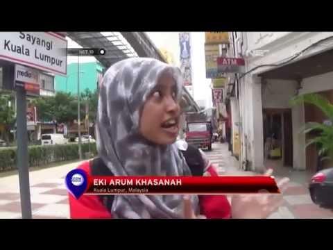 Warung Indonesia di Chow Kit, Kuala Lumpur