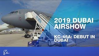 Boeing Kc 46 At Dubai Airshow