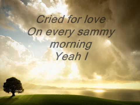 Cry for love Iggy Pop lyrics