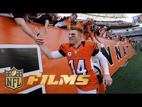 Mic'd Up Andy Dalton Leads Bengals to 4-0 Start vs Chiefs | Sound FX (Week 4) | NFL Films