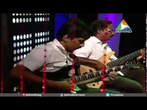 Pon pularoli by Preetha PV and Santhosh Raj ( Geethanjali, Jaihind TV)