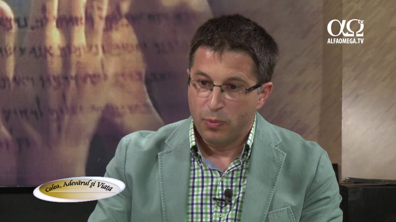 Uleiurile esentiale - o perspectiva crestina - David Moza, director, Ellel Ministries