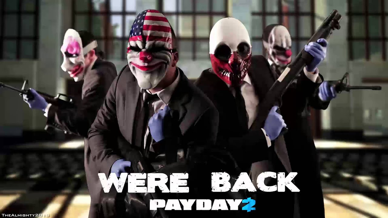 Payday 2 Payday Game Payday 3