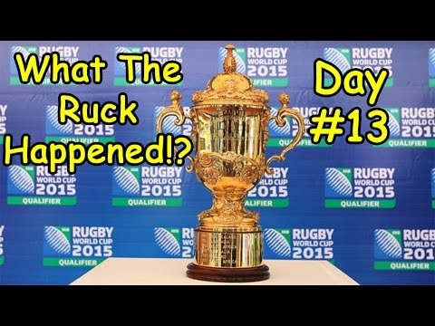 What The Ruck Happened!? - Rugby World Cup Day 13