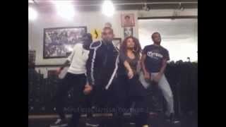 Prodigy Dancing to