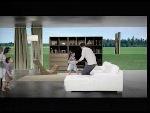 K Cement Walk Through 60 secs TVC 2011