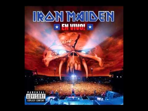 Iron Maiden - When The Wild Wind Blows - En Vivo! (audio) 2012