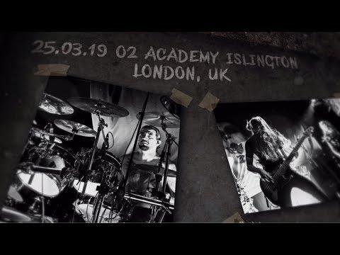 Смотреть клип Soen - Lotus On Tour Feat. Lascivious
