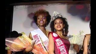 Realizaron inédito Miss Haití en nuestro país - CHV NOTICIAS