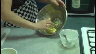 How To - Make Vegetarian Cornish Pasties And Jamaican Patties