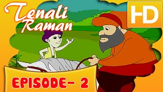 Tenali Raman in Hindi Cartoon Stories for Kids | Kahaniyaan