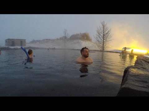 ICELAND BLUE LAGOON ALTERNATIVE