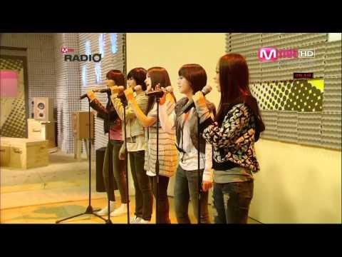 Kara - Lupin (2010.03.02_Mnet.Radio)