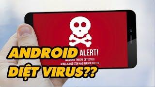 Truesmart   Smartphone Android Có Cần Cài Phần Mềm Diệt Virus???