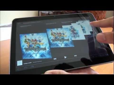 Samsung Galaxy Tab 10.1v - Test French - Partie 1