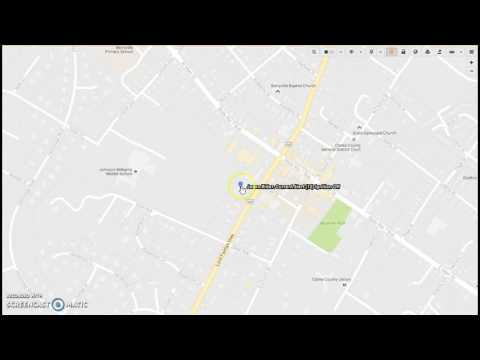 Using Google Street View w/ DWS Fleet Tracking Platform