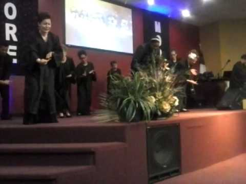 The Pentecostal of fort worth singing what can do