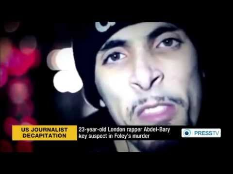 October 2014 Breaking News X British rapper turns into beheading ISIS ISIL terrorist