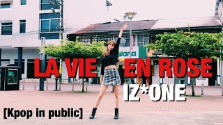 [KPOP IN PUBLIC] IZ*ONE  ' La Vie en Rose' (라비앙로즈) DANCE COVER 🌹