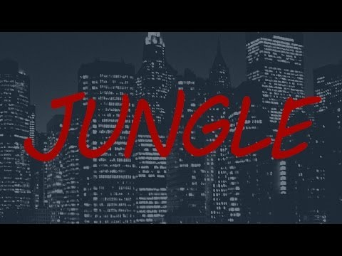 X Ambassadors & Jamie N Commons ft. Jay Z - Jungle (Remix)(Lyrics on Screen)