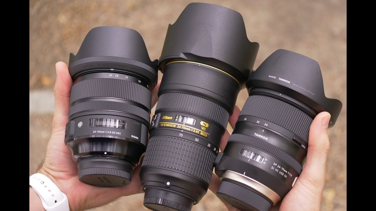 The Best 24-70mm f2 8 Lens You Can Buy