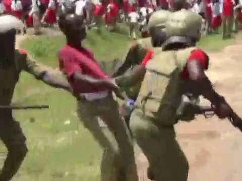 Wanafunzi Bariadi waandamana kupinga mwalimu mkuu kuhamishwa